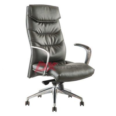Кресло для руководителя RR-A919 - Темно-серое