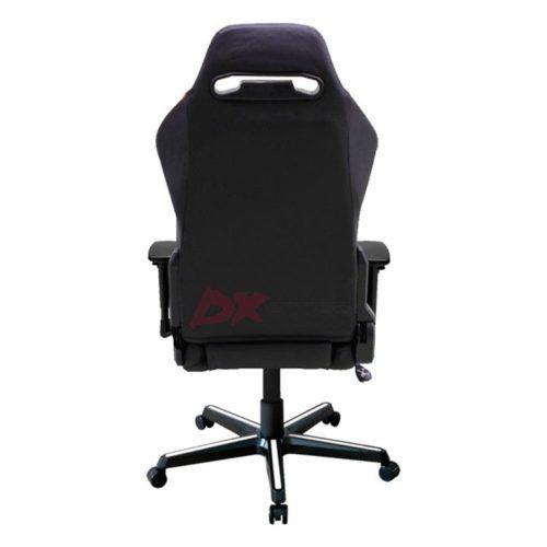 Компьютерное кресло DXRacer OH/DM61/NWR - Черное с Белыми и Красными вставками