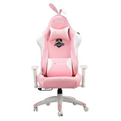 Компьютерное кресло AutoFull Pink Bunny - Фото 1