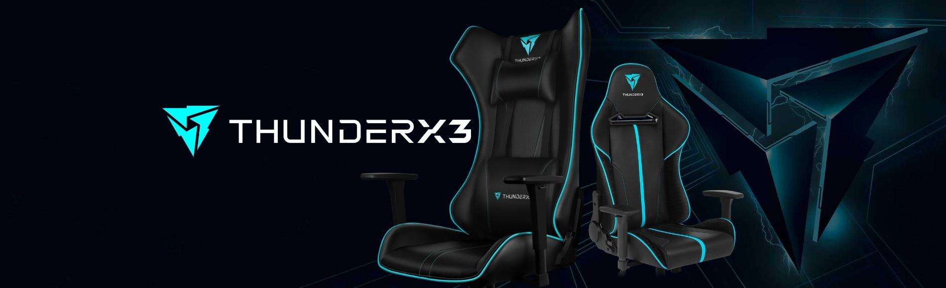 Компьютерные кресла ThunderX3