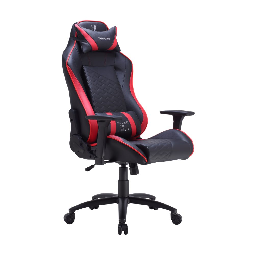 Компьютерное кресло TESORO Zone Balance F710 BR