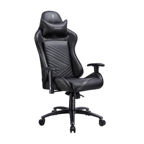 Кресло компьютерное TESORO Zone Speed F700 B