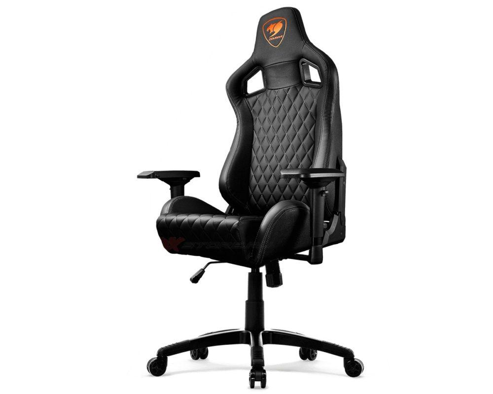Компьютерное кресло Cougar ARMOR S Black