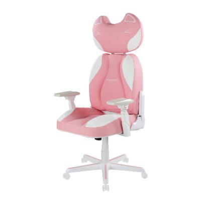 Компьютерное кресло DXRacer DC/JA002/PW Pink Kitty - Фото 2