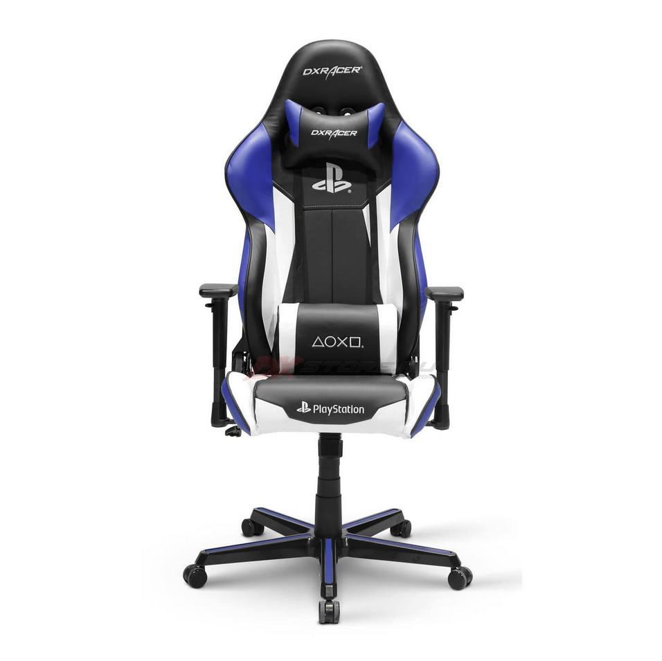Компьютерное кресло DXRacer OH/RZ90/INW Playstation - Фото 1