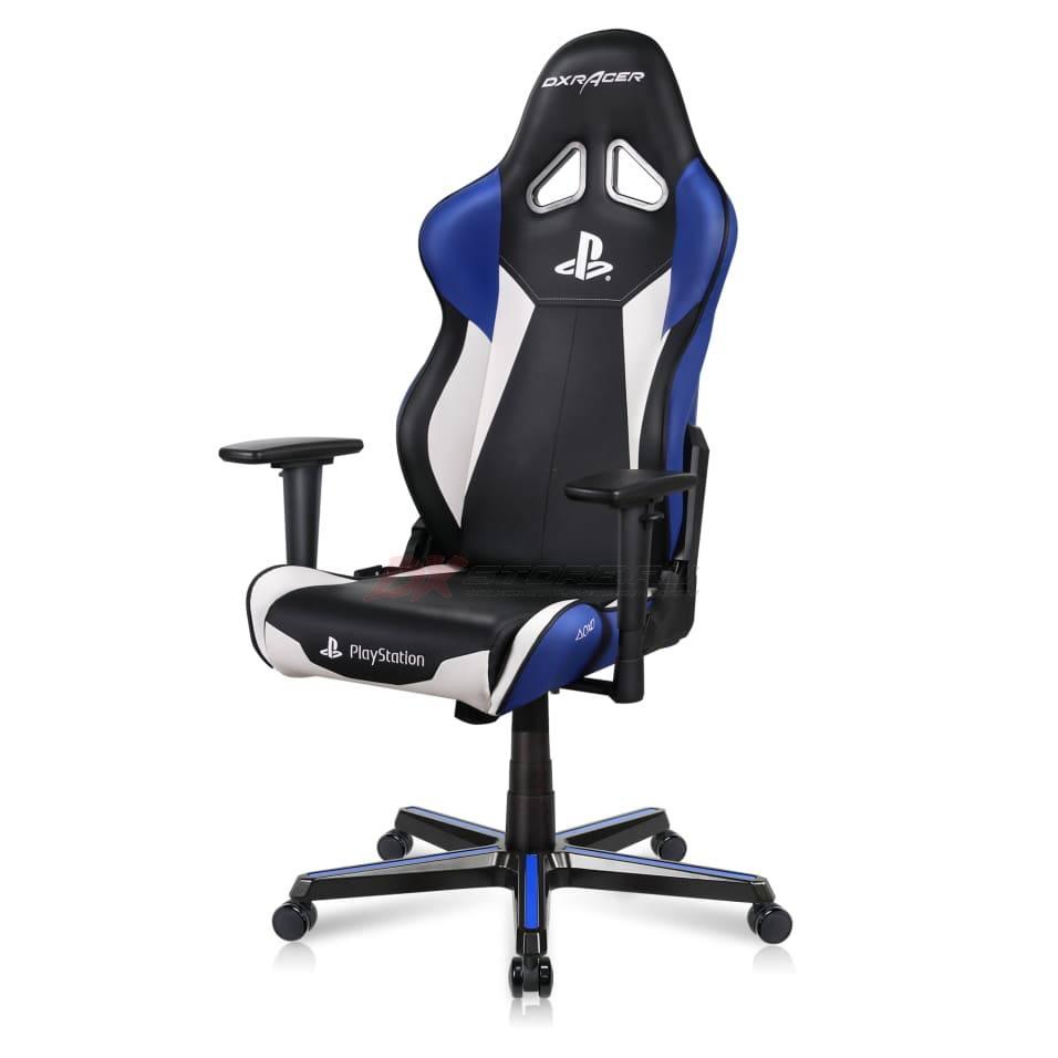 Компьютерное кресло DXRacer OH/RZ90/INW Playstation - Фото 2