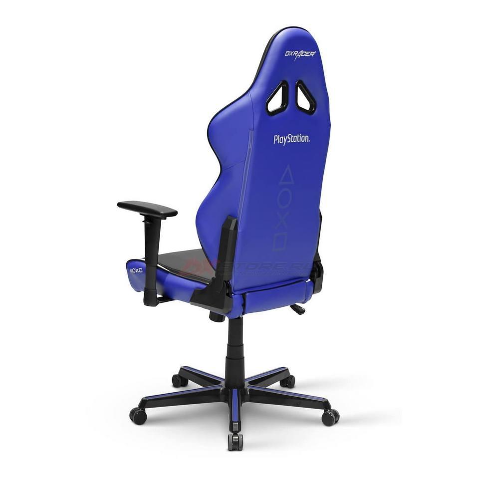 Компьютерное кресло DXRacer OH/RZ90/INW Playstation - Фото 5