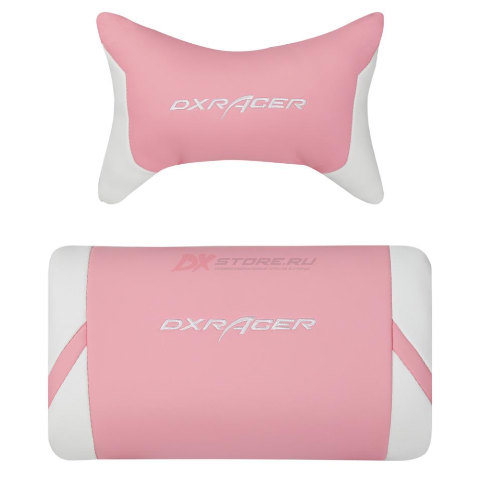 Компьютерное кресло DXRacer OH/RZ95/PWN Pink Paw Print - Фото 7