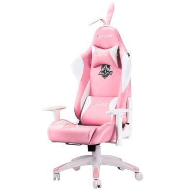 Компьютерное кресло AutoFull AF/055/WP Pink Bunny - Фото 4