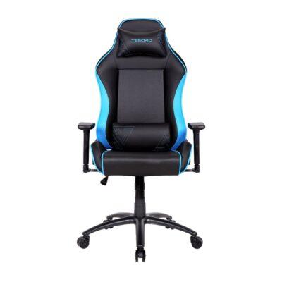 Игровое компьютерное кресло Tesoro Alphaeon S1 F715 Синий - Фото 1