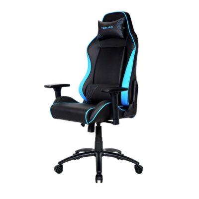 Игровое компьютерное кресло Tesoro Alphaeon S1 F715 Синий - Фото 2