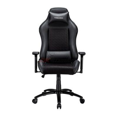 Игровое компьютерное кресло TESORO Alphaeon S2 Черный - Фото 1