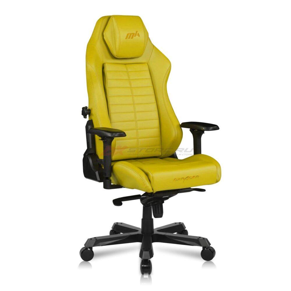 Компьютерное кресло DXRacer Master DMC/D233S/Y - Фото 4