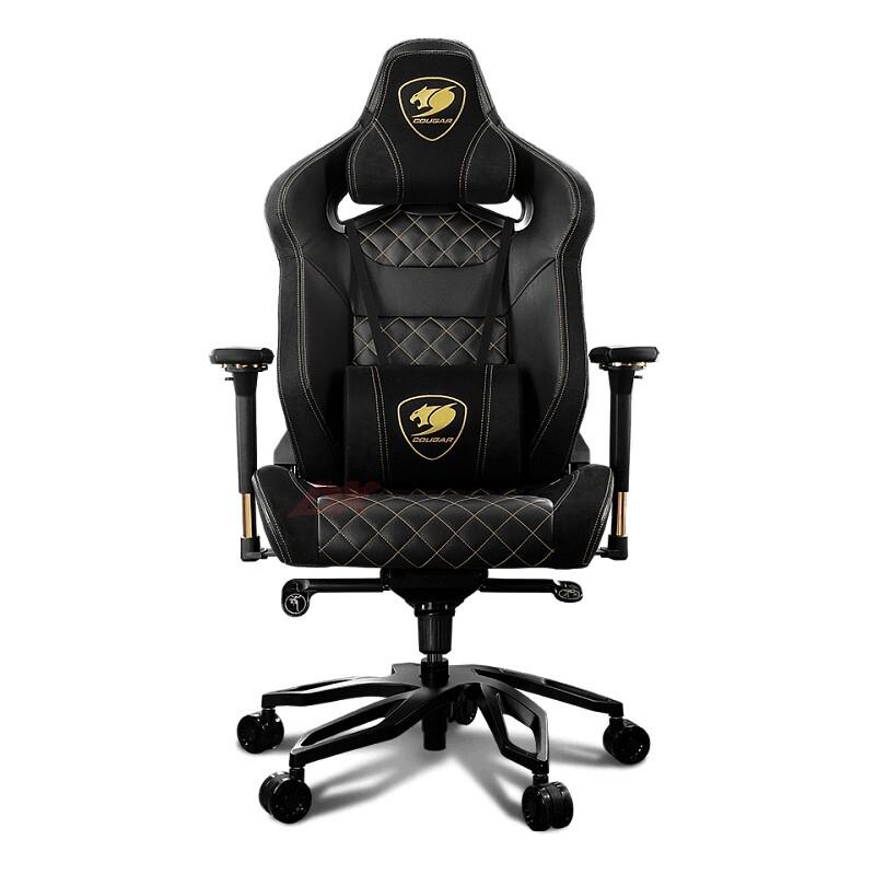 Игровое компьютерное кресло Cougar Throne Royal - Фото 1