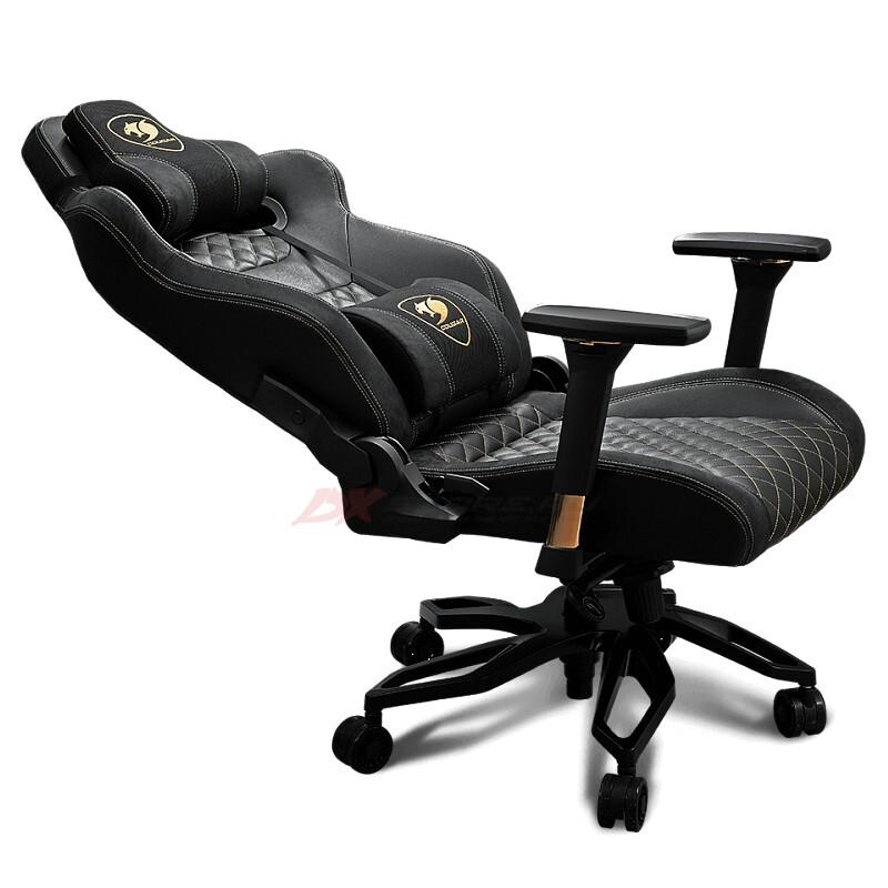 Игровое компьютерное кресло Cougar Throne Royal - Фото 8