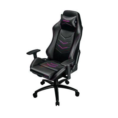 Игровое компьютерное кресло Tesoro Alphaeon S3 F720 Розовый - Фото 2