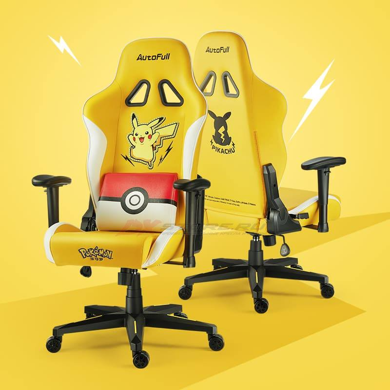 Компьютерное кресло AutoFull AF/043/BMS Pikachu - Фото 3