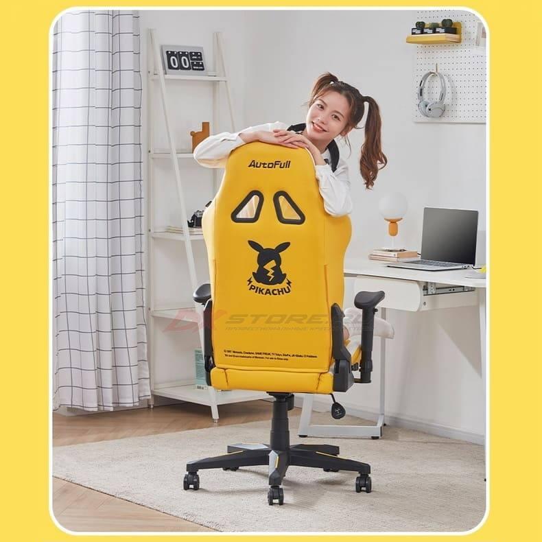 Компьютерное кресло AutoFull AF/043/BMS Pikachu - Фото 4