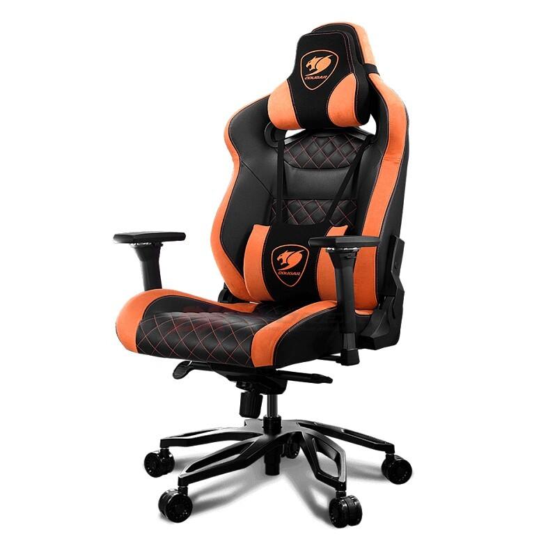 Игровое компьютерное кресло Cougar Throne - Фото 2