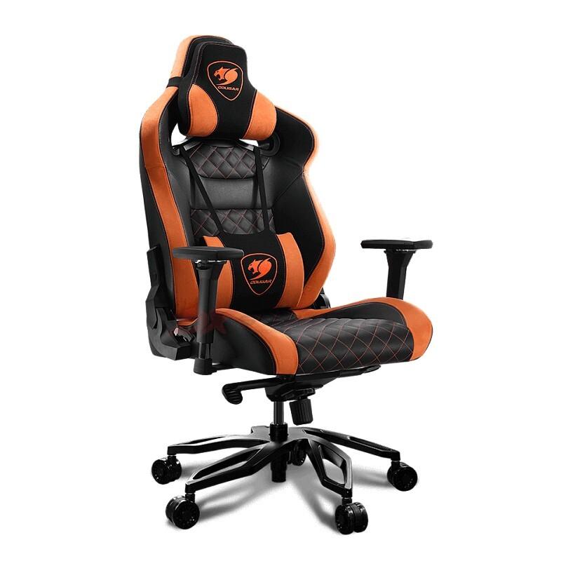 Игровое компьютерное кресло Cougar Throne - Фото 7