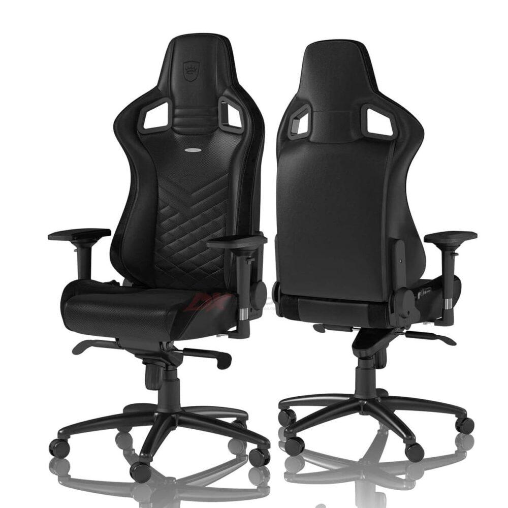 Игровое кресло noblechairs EPIC Black/Black - Фото 1