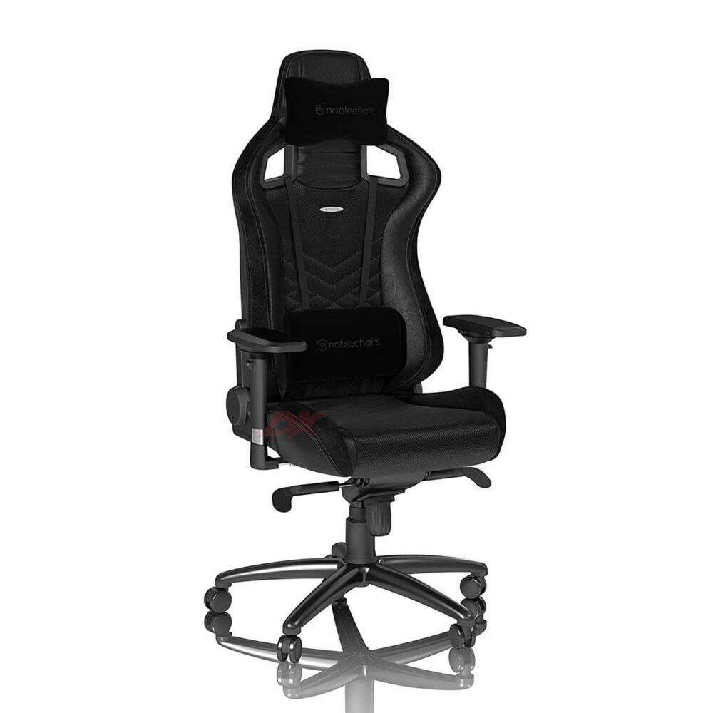 Игровое кресло noblechairs EPIC Black/Black - Фото 2