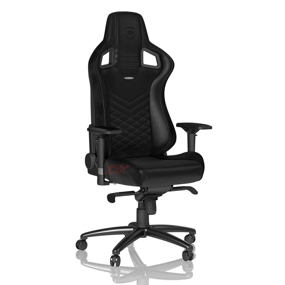 Игровое кресло noblechairs EPIC Black/Black - Фото 3