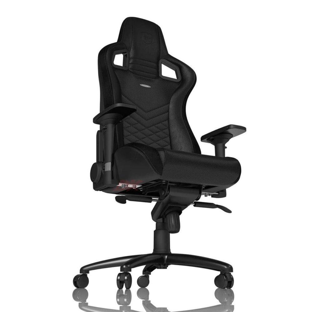 Игровое кресло noblechairs EPIC Black/Black - Фото 4