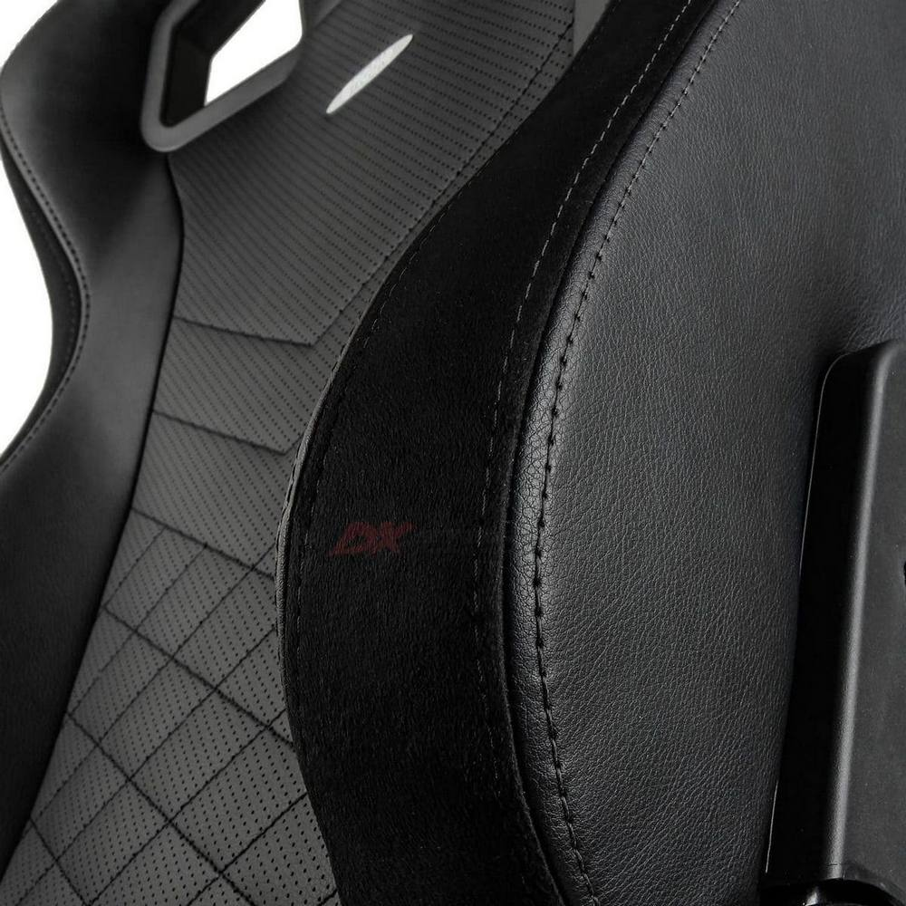 Игровое кресло noblechairs EPIC Black/Black - Фото 7