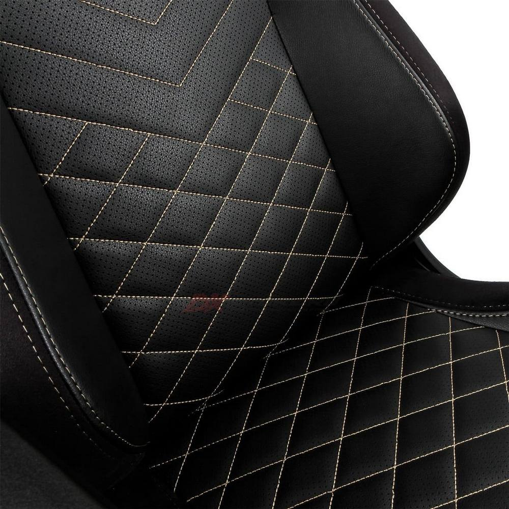 Игровое кресло noblechairs EPIC Black/Gold - Фото 6