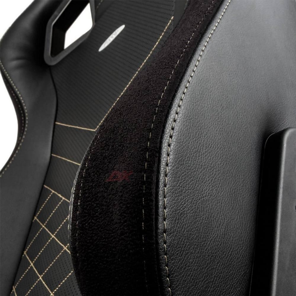Игровое кресло noblechairs EPIC Black/Gold - Фото 7