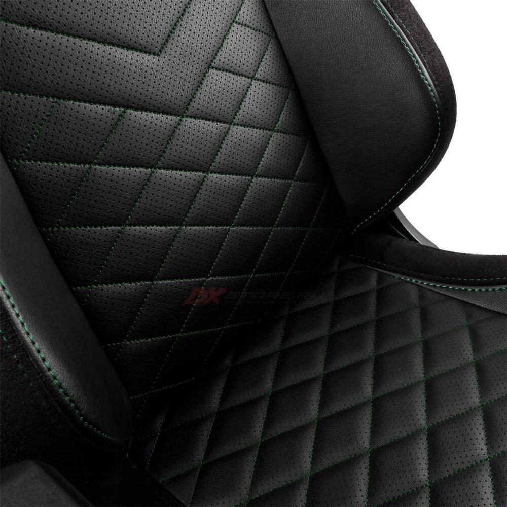 Игровое кресло noblechairs EPIC Black/Green - Фото 5
