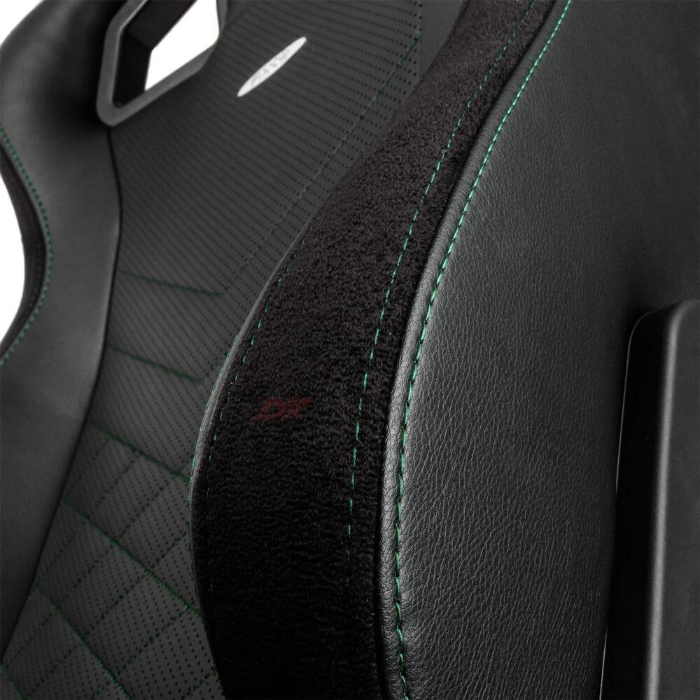 Игровое кресло noblechairs EPIC Black/Green - Фото 6