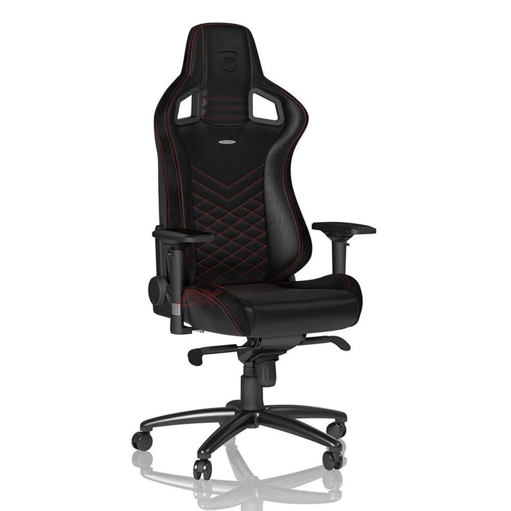 Игровое кресло noblechairs EPIC Black/Red - Фото 3