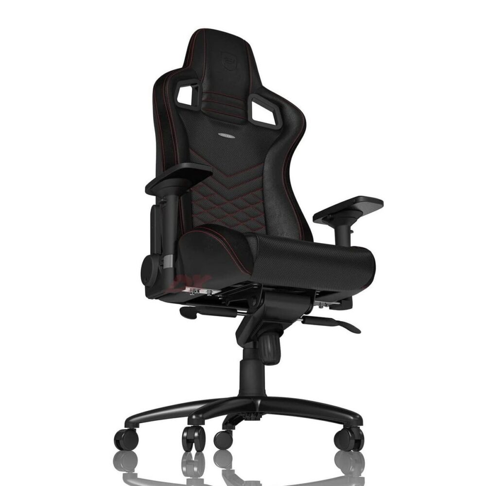 Игровое кресло noblechairs EPIC Black/Red - Фото 4