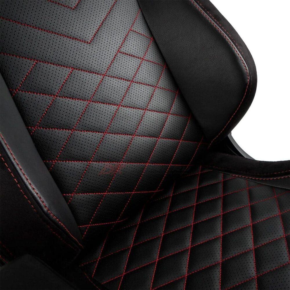 Игровое кресло noblechairs EPIC Black/Red - Фото 6