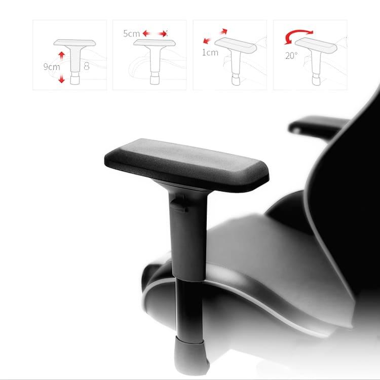 Комплект подлокотников 4D для кресел DXRacer - Фото 2