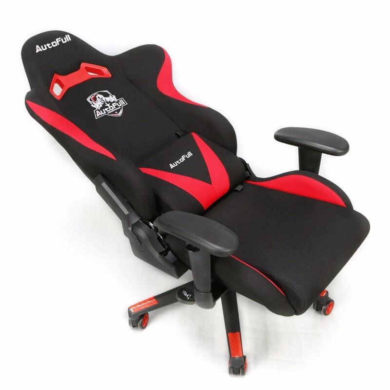 Компьютерное кресло AutoFull AF043BM/NR - Фото 2
