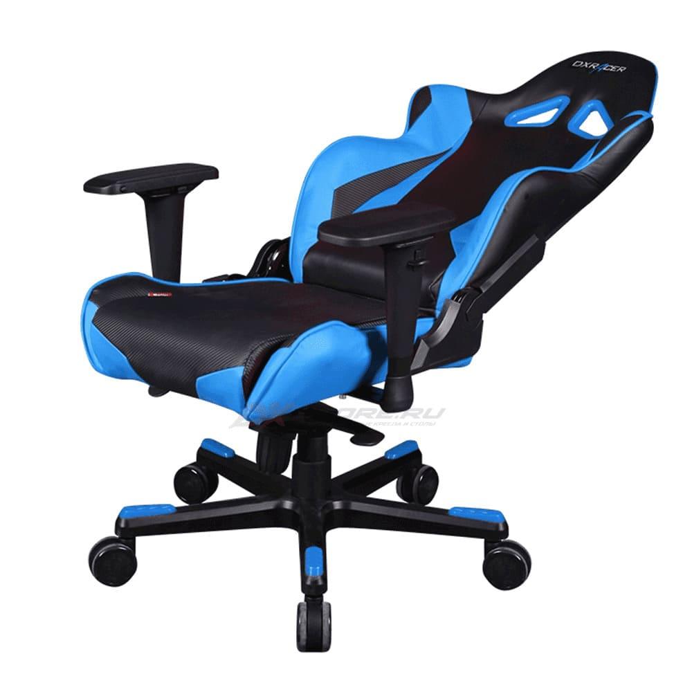 Компьютерное кресло DXRacer OH/RJ001/NB - Фото 3
