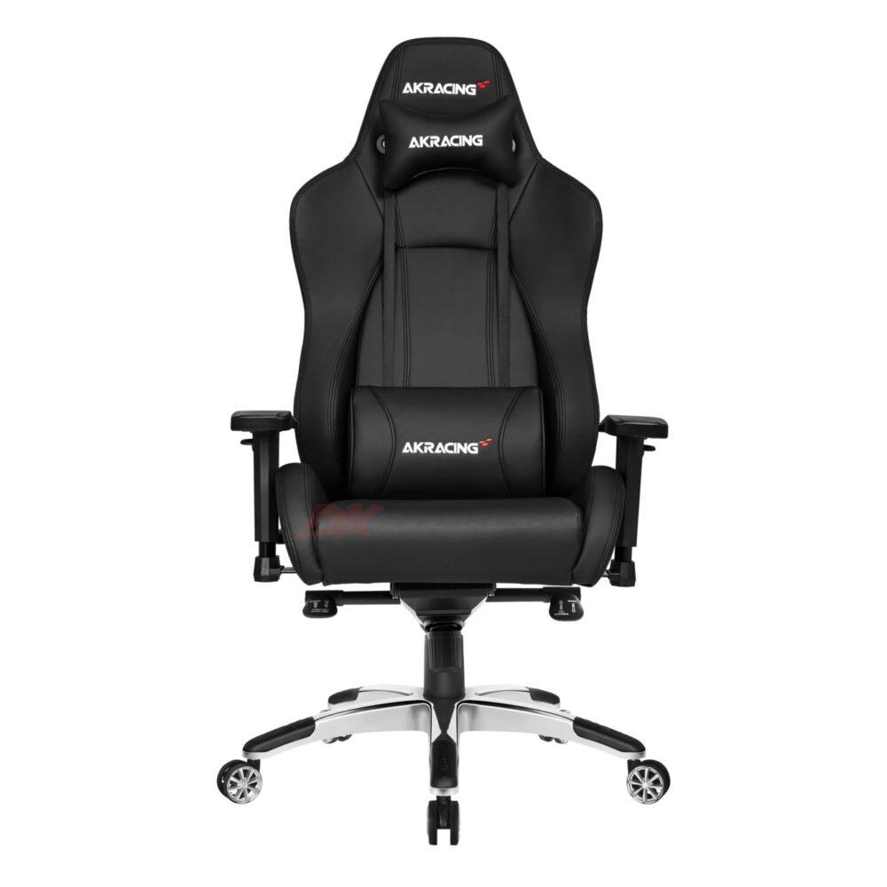 Игровое кресло AKRacing PREMIUM AK7002-BB Black - Фото 1