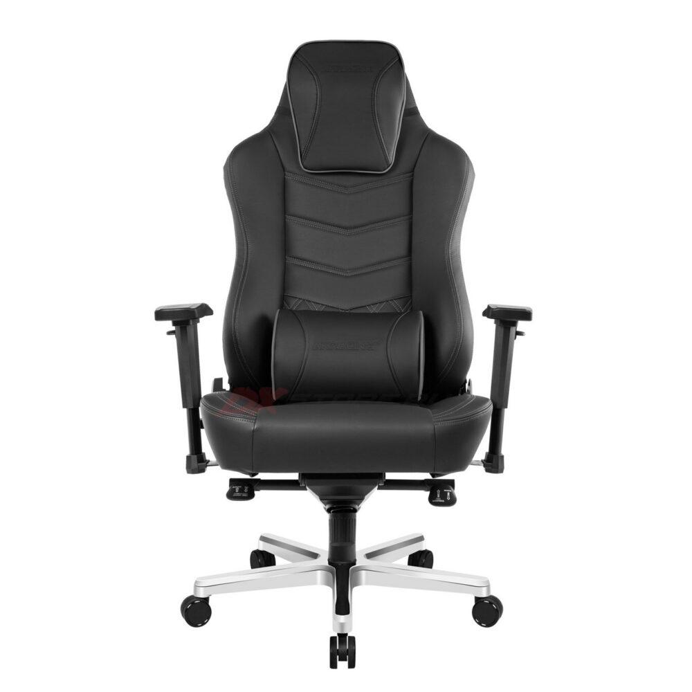 Кресло игровое AKRacing ONYX-K901B(PU) Black - Фото 1