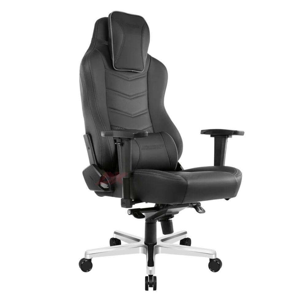 Кресло игровое AKRacing ONYX-K901B(PU) Black - Фото 8