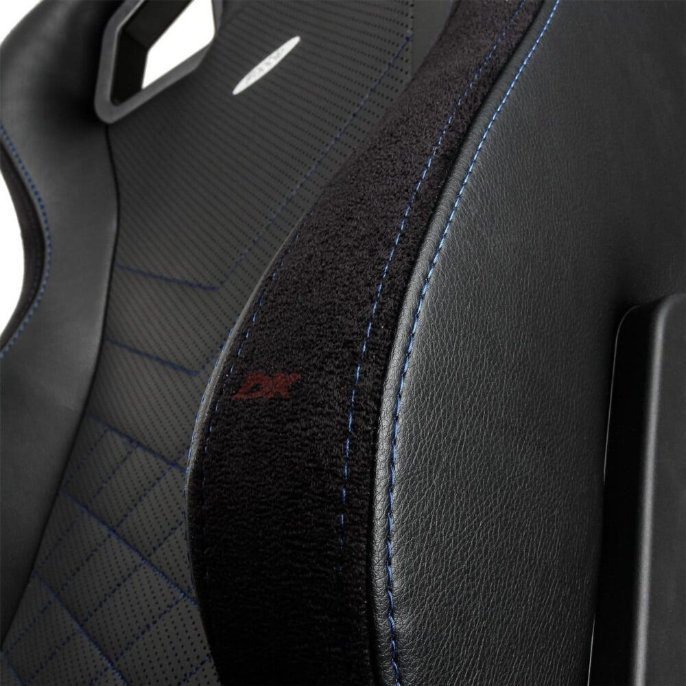 Игровое кресло noblechairs EPIC Black/Blue - Фото 6