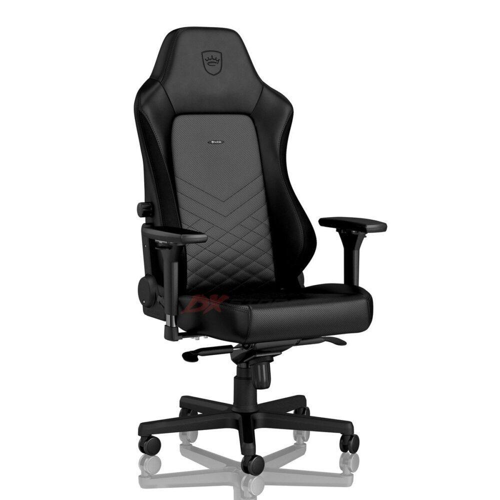 Игровое кресло noblechairs HERO Black/Black - Фото 3