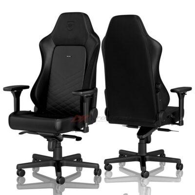 Игровое кресло noblechairs HERO Black/Black - Фото 1