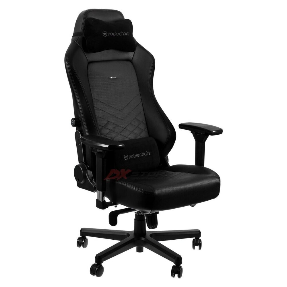 Игровое кресло noblechairs HERO Black/Black - Фото 2