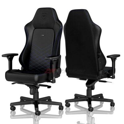 Игровое кресло noblechairs HERO Black/Blue - Фото 1