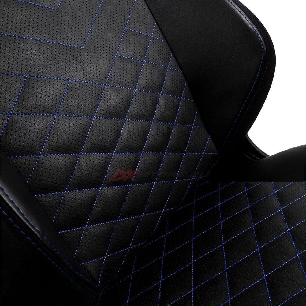 Игровое кресло noblechairs HERO Black/Blue - Фото 5