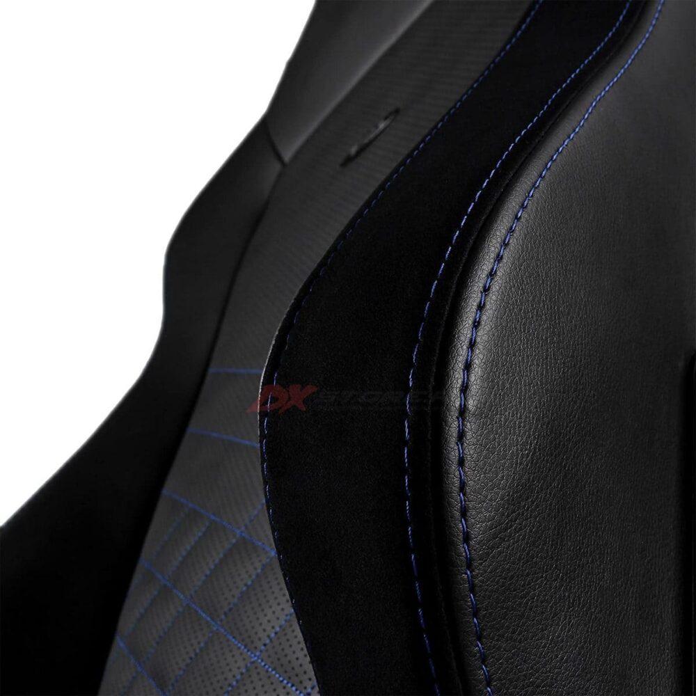 Игровое кресло noblechairs HERO Black/Blue - Фото