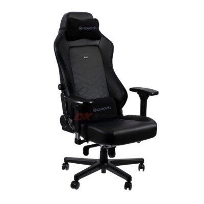 Игровое кресло noblechairs HERO Black/Blue - Фото 2